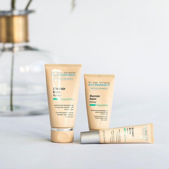 Glødende og frisk hud med Blemish Balm fra Dr. Schrammek på 17. mai🇳🇴🏻🥂Finnes i 3 naturlige farger som smelter inn i huden og får din egen hudtone til å skinne igjennom